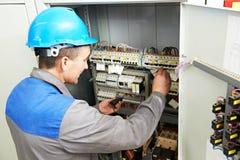 Electrician Royalty Free Stock Photos