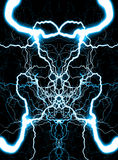 Electricidad ilustración del vector