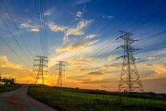 electricidad Fotografía de archivo