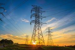 electricidad imagen de archivo libre de regalías