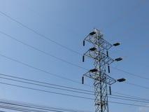 electricidad Foto de archivo libre de regalías
