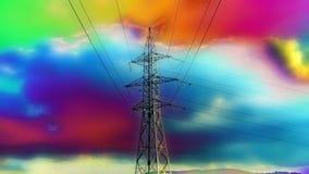 Electricidad Imagenes de archivo