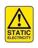Electricidad, cartel estupendo de alto voltaje del negocio del extracto de la calidad libre illustration