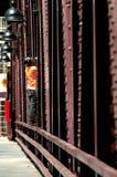 Electricista Worker imagenes de archivo