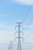 electricity Στοκ φωτογραφίες με δικαίωμα ελεύθερης χρήσης