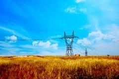 electricity Στοκ Φωτογραφία