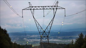 electricity απόθεμα βίντεο