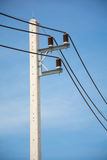 electricity Στοκ φωτογραφία με δικαίωμα ελεύθερης χρήσης