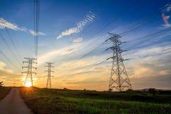 electricity Στοκ Φωτογραφίες