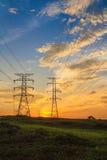 electricity Στοκ εικόνες με δικαίωμα ελεύθερης χρήσης