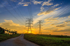 electricity Στοκ εικόνα με δικαίωμα ελεύθερης χρήσης