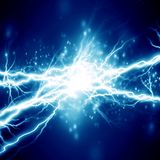 Electricity Royalty Free Stock Photos