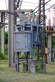 Electricity, electric equipment Royalty Free Stock Image