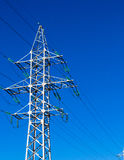 Electricity Energy Pylon Royalty Free Stock Photography