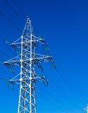 Electricity Energy Pylon Royalty Free Stock Photography