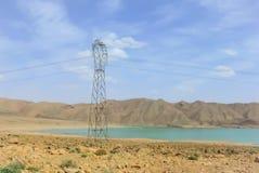 Hydropower Development in Morocco stock photo