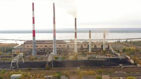 Electricity generating station.