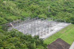 Electricity Generator Stock Image