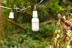 The electricity light Stock Photos