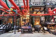 The Electricity Museum Royalty Free Stock Photos