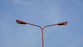 An Electricity pole Stock Photography