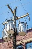 Electricity Pole Stock Photos