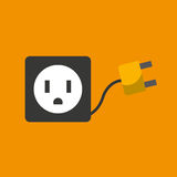 electricity power icon Stock Photos