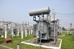 Free Electricity Power Station Stock Photo - 30296800