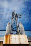 Electricity Pylon Stock Images