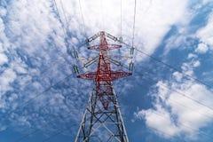 Electricity Pylon Royalty Free Stock Image