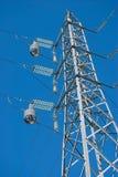 Electricity pylon Royalty Free Stock Photo