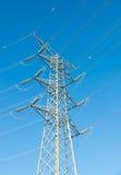 Electricity pylon Royalty Free Stock Photography