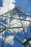 Electricity pylon Stock Image