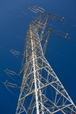 Electricity pylon - Stock image Stock Images
