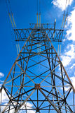 Electricity pylon or tower Stock Photography