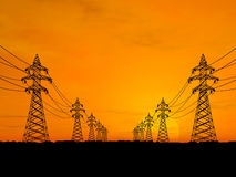 Free Electricity Pylons Stock Photos - 2293093