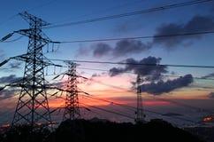 Free Electricity Pylons Stock Photos - 25625403