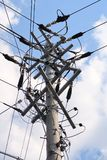 Electricity, Sky, Overhead Power Line, Electrical Supply stock photos