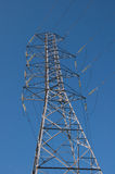 Electricity Tower royalty free stock image