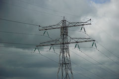 Free Electricity Tower Royalty Free Stock Images - 13973079