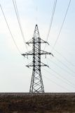 Electricity tower Stock Image