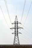 Electricity tower Stock Images