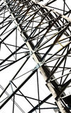 Electricity tower Stock Photography