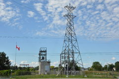 Free Electricity Tower Royalty Free Stock Images - 40335249