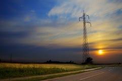electricnature Στοκ φωτογραφίες με δικαίωμα ελεύθερης χρήσης