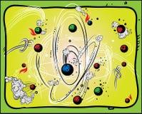 electro физика Стоковое фото RF