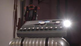 Electro equipo de deportes del estímulo del ccsme metrajes