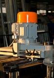 electro motor arkivbild