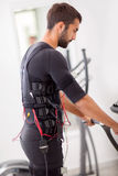 Electro Muscle Stimulation Royalty Free Stock Image
