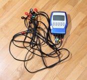 Electro stimulator royaltyfri bild